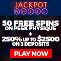 Jackpot Wheel Casino | Exclusive Bonus | Gambling City