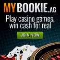 MyBookie Casino on Gambling City | 100% to $300 on 1st Deposit